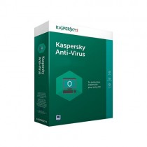 Kaspersky Anti-Virus 3 PC 1 Anno ESD